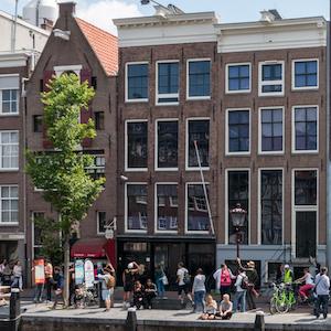 Amsterdam (NL), Anne-Frank-Huis